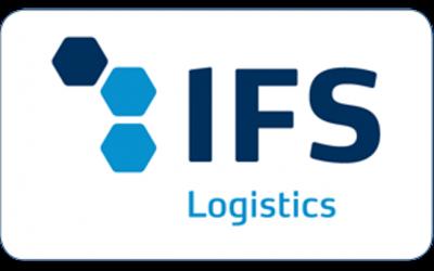 Digest Logistics LTD receive a certificate IFS Logistics